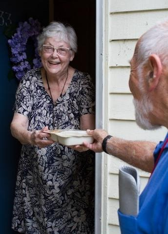 Meals on Wheels Meal Delivery