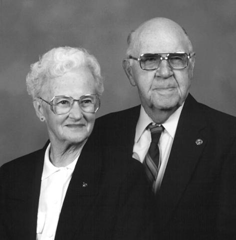 Samuel and Margaret Millsap